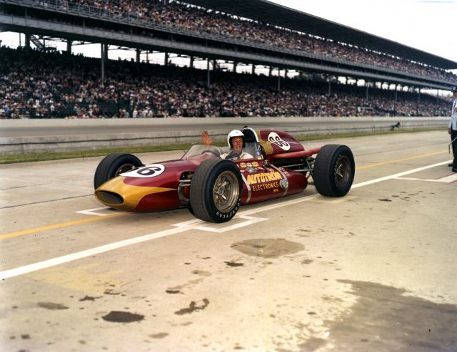 Indy 65 Qualified 6th