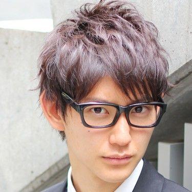 知的に魅せるニュアンスパーマ12選【メンズ髪型セット方法】