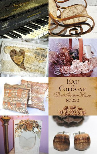 Bring the Past into the Present by Vicky on Etsy--Pinned with TreasuryPin.com
