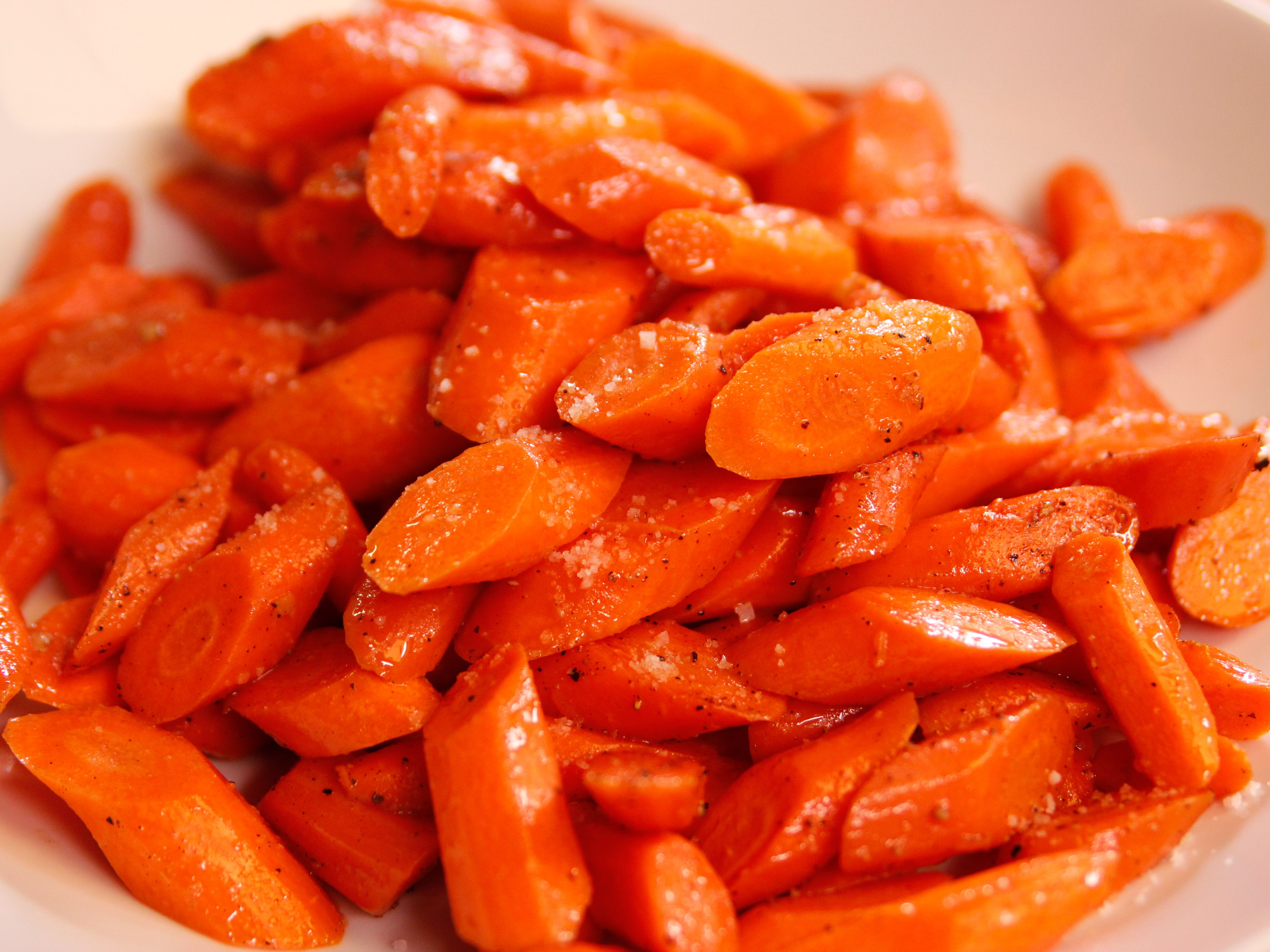 Easy recipes for glazed carrots