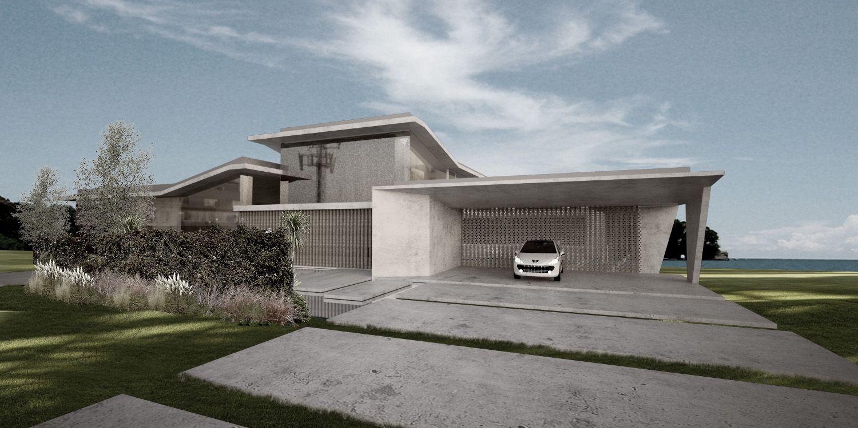 Casa Moderna.  Arquitectos, diseñadores y creativos  Estudio Zanolo.   Proyectos de arquitectura.