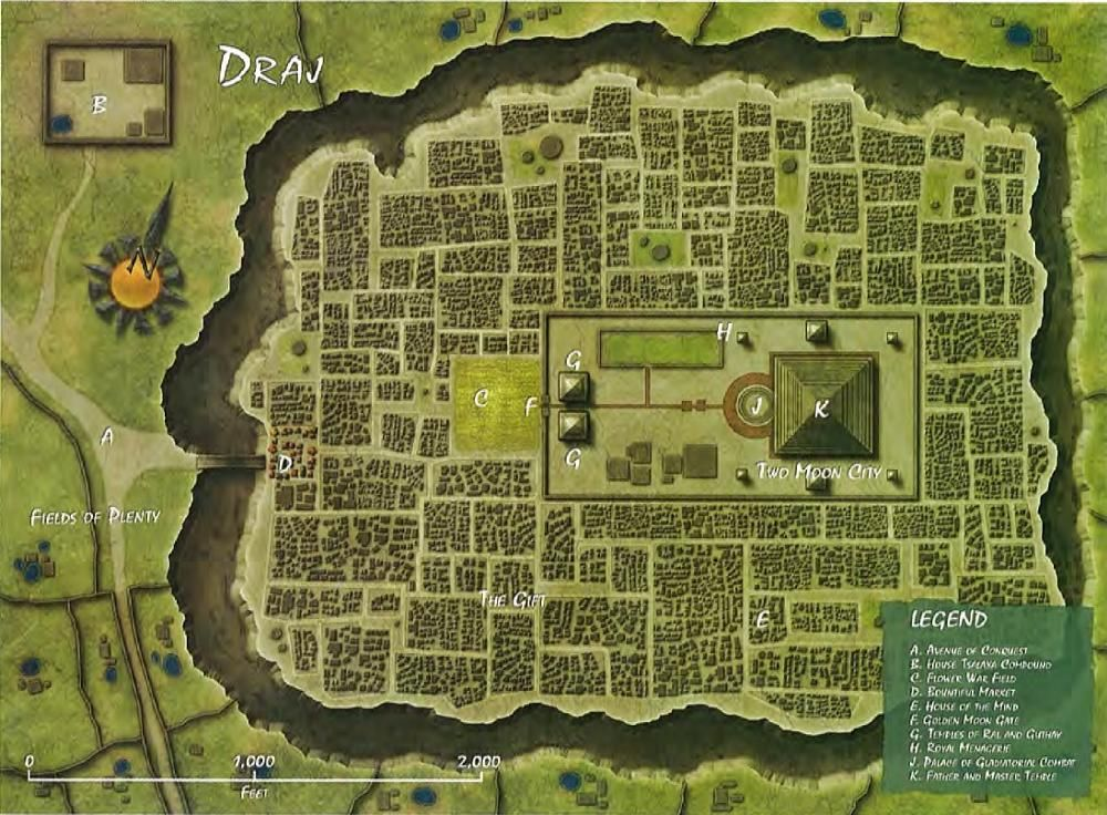 Athas World Map.Nibenay City State Rpg Maps Pinterest Fantasy City Map