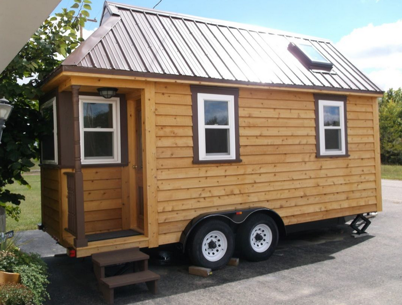 Used Tumbleweed Tiny Houses For Sale Nice Design Outside View