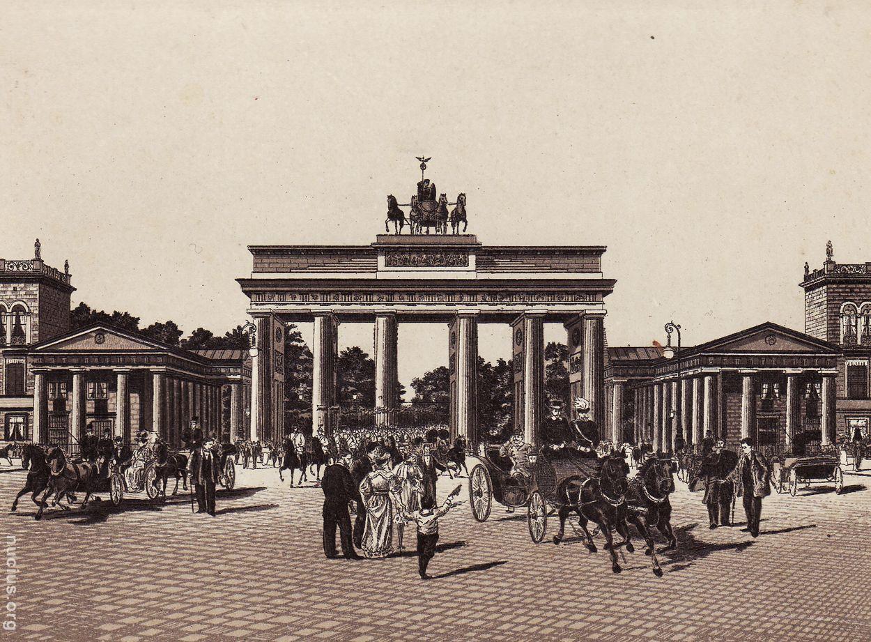Fine Art 1900 Thor Brandenburg Berlin