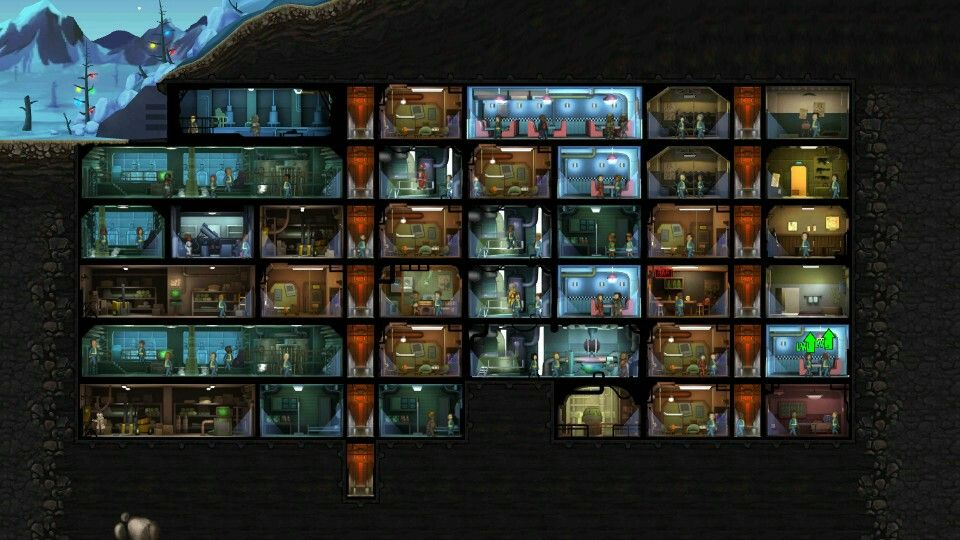 Fallout Shelter Is A Really Cool Game Android Games Games Fun