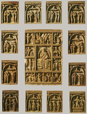icons and iconoclasm in byzantium thematic essay