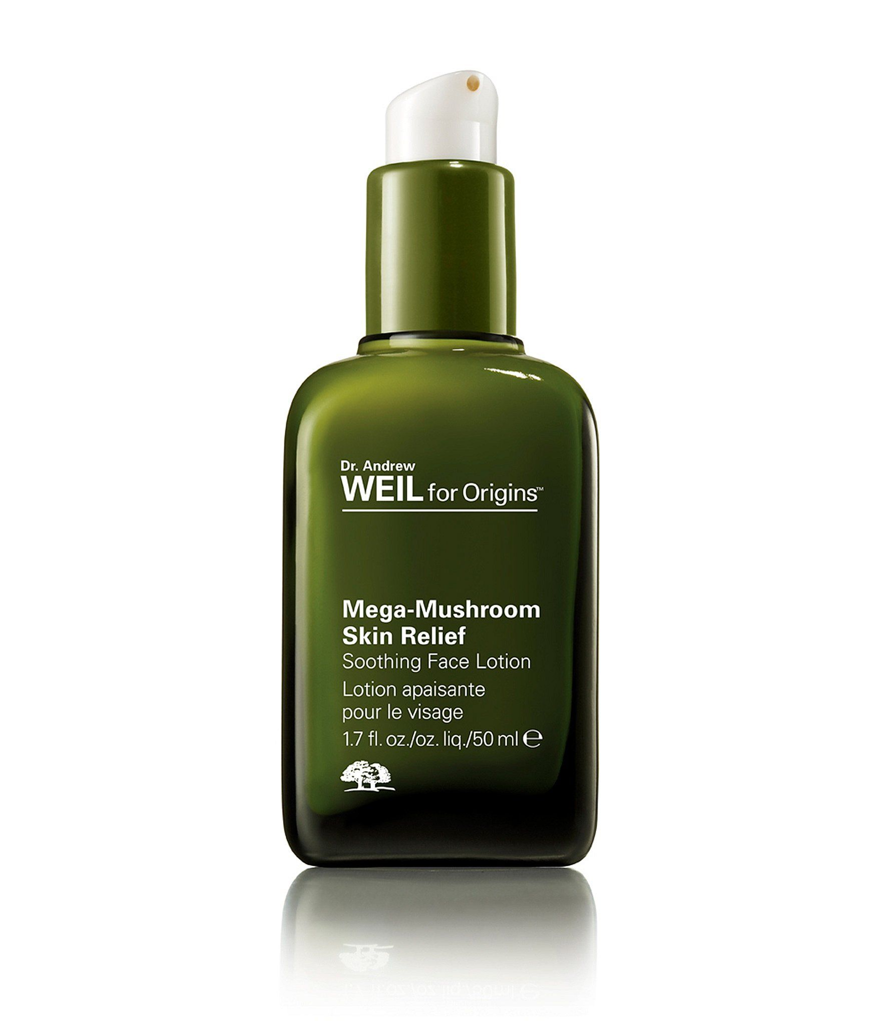 Origins Dr. Andrew Weil for Origins Mega-Mushroom Skin Relief Soothing Face Lotion - N/A N/A