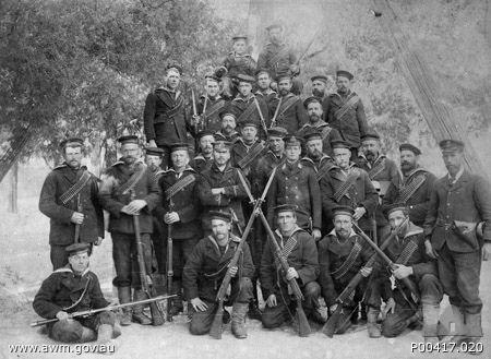 British naval brigade - Boxer Rebellion | Boxer rebellion ...