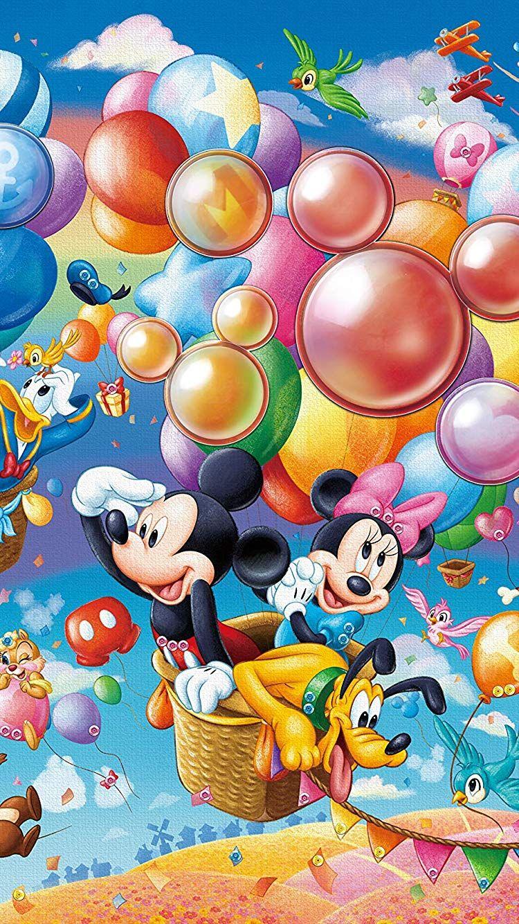 1000ピース ジグソーパズル ディズニー Balloon Adventure (バルーン・アドベン