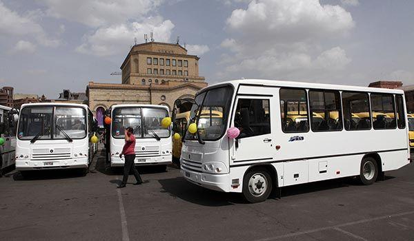 Transportistas de Ereván pide aumenta otra vez los boletos - Soy Armenio