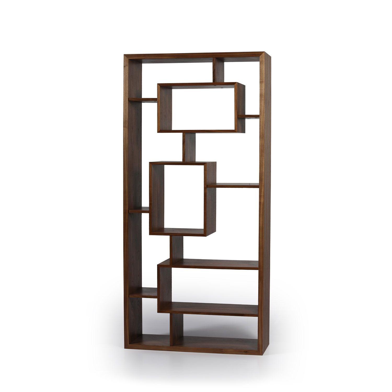 Reminds me of the Tetris bookshelf I designed for a show once