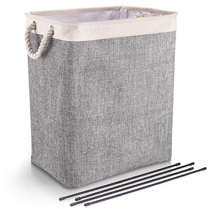Amazon Com Dyd Laundry Basket With Handles Linen Hampers For