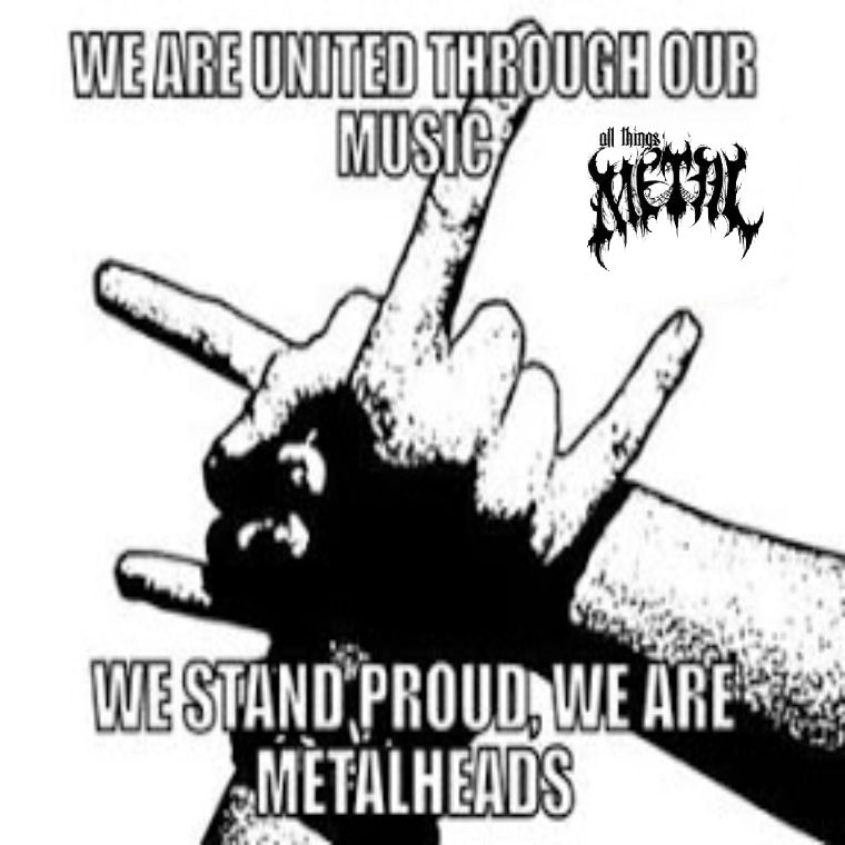 Heavy Metal Memes With Images Heavy Metal Quote Metal Quote