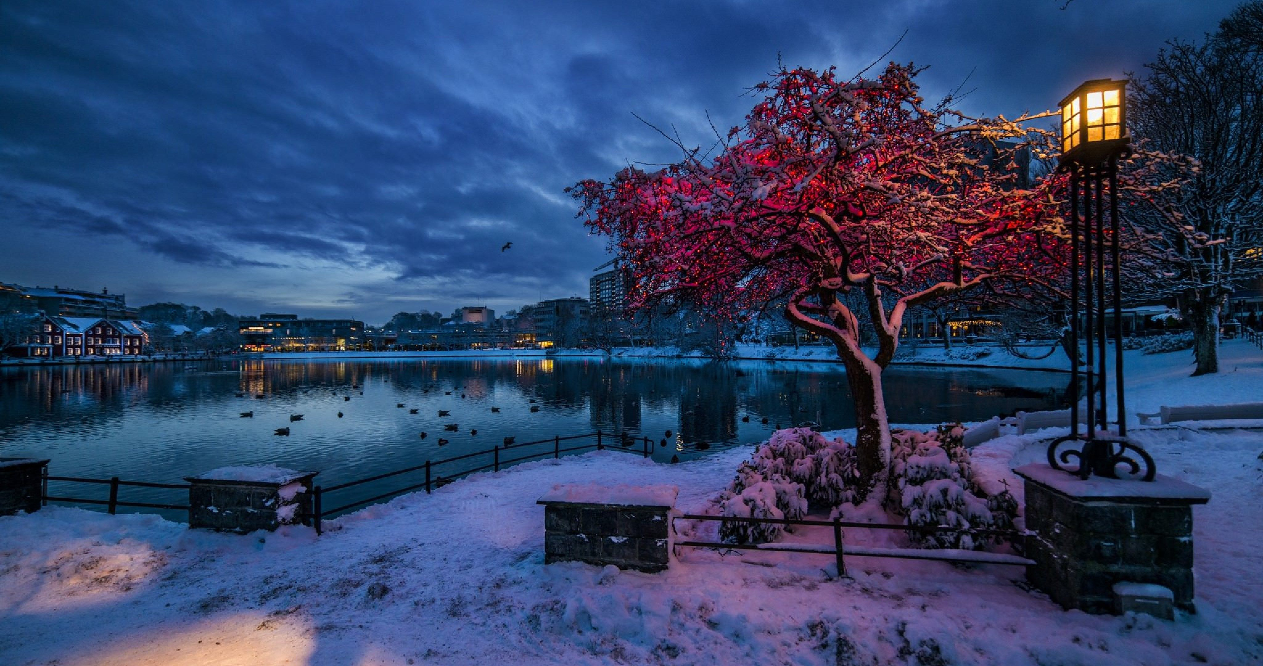 Norway Rogaland Stavanger 4k Ultra Hd Wallpaper Noruega