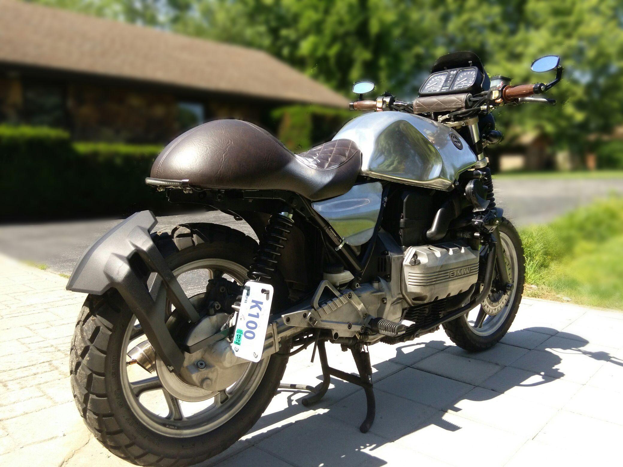 Bmw K100Lt Specs - 1991 BMW K100LT - Moto.ZombDrive.COM