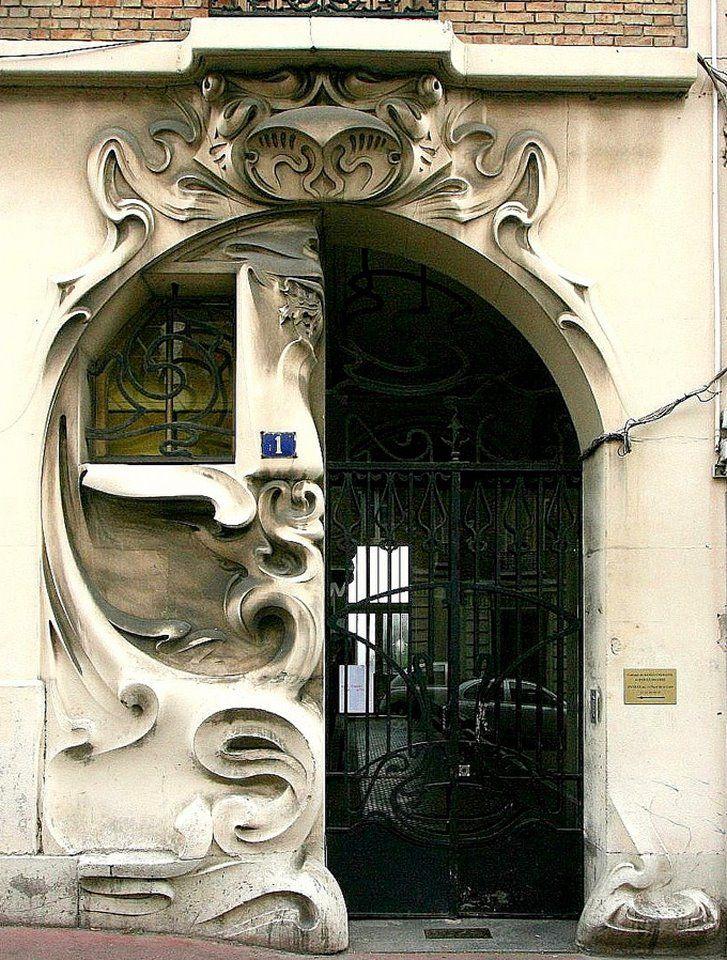 Clamart - Hauts-de-Seine  in Rue Hébert, Clamart, France (1901-05)