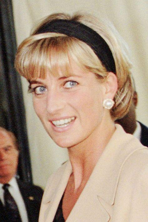 50 of Princess Diana's Best Hairstyles #princessdiana