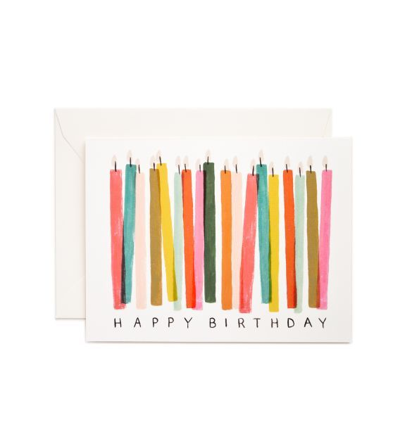 Geburtstagskerzen #geburtstagskerzen #designcandles