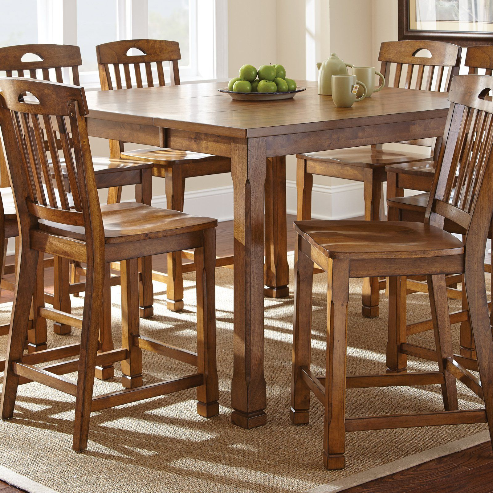 39+ Steve silver counter height dining sets Various Types