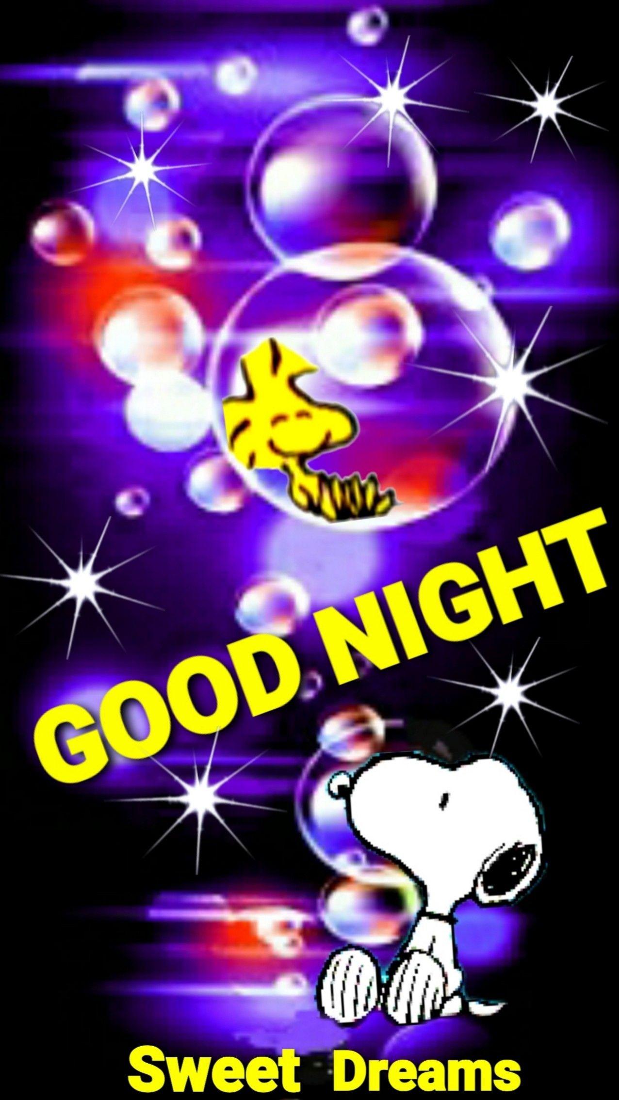 スヌーピー Good Night In 2020 Snoopy Images Good Night Sweet Dreams Good Night