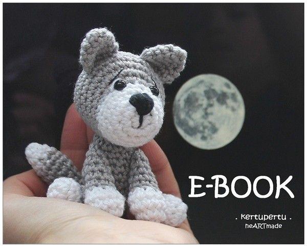 Amigurumi Wolf-Free Pattern | Crochet dolls, Crochet wolf, Crochet ... | 482x600