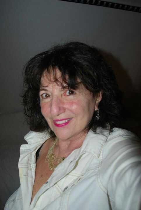 Elaine in White