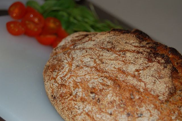 Matentusiasten: Grovere eltefritt brød