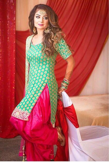 f81b745b86 Pinterest: @Pawan Kaur …   Desi Girl Magic -   Punja…