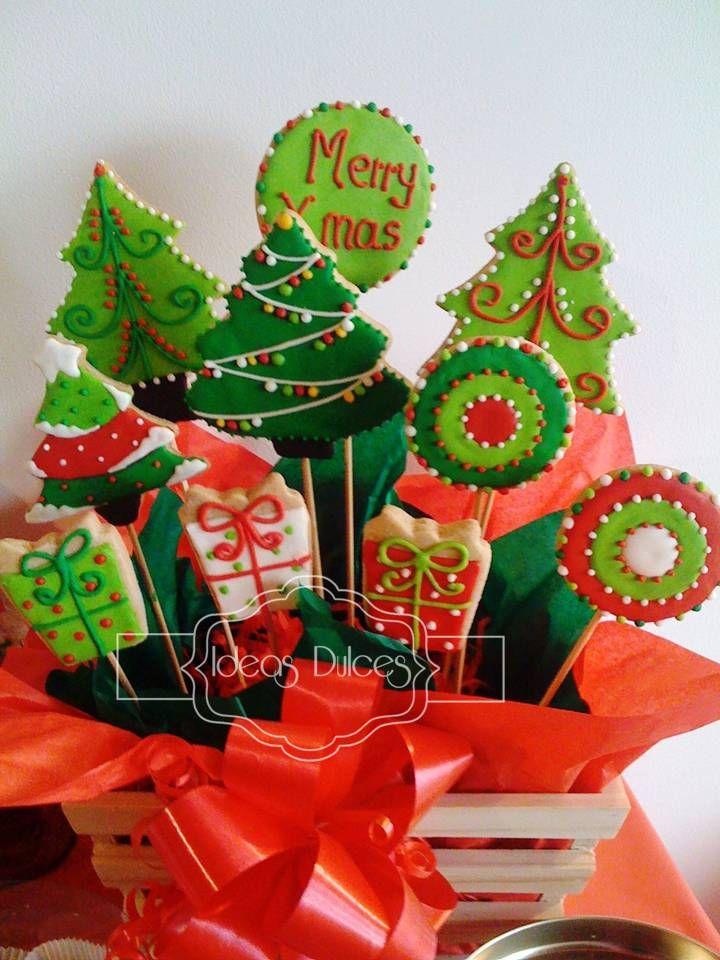 arreglos de galletas u edicin especial de navidad