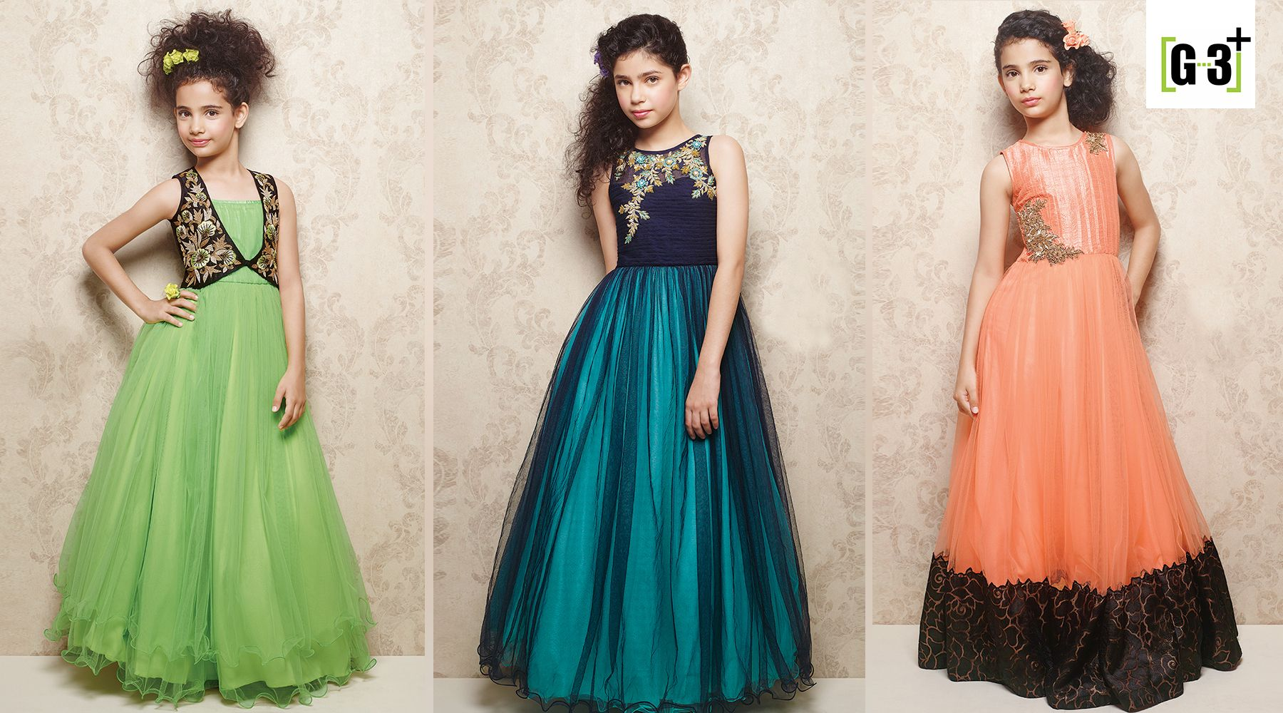 Pamper your #stylish daughter with the best #Gown collection for ...