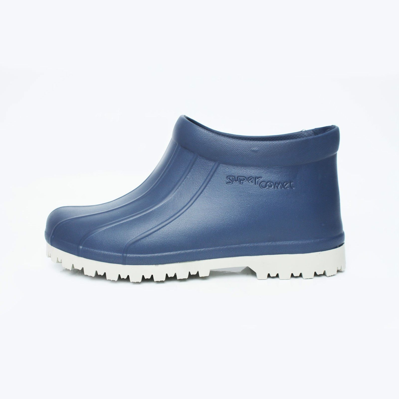Mens Chef Shoes Ankle Boots Clogs Water Safety Kitchen Non-Slip ...
