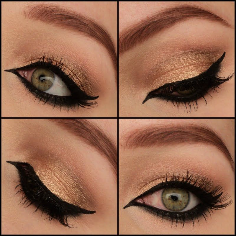 Simple Arabic Eyeliner. Preen.me not only has the pictures ...