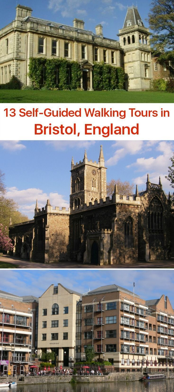 Walking Tours in Bristol, England Walking tour, Bristol