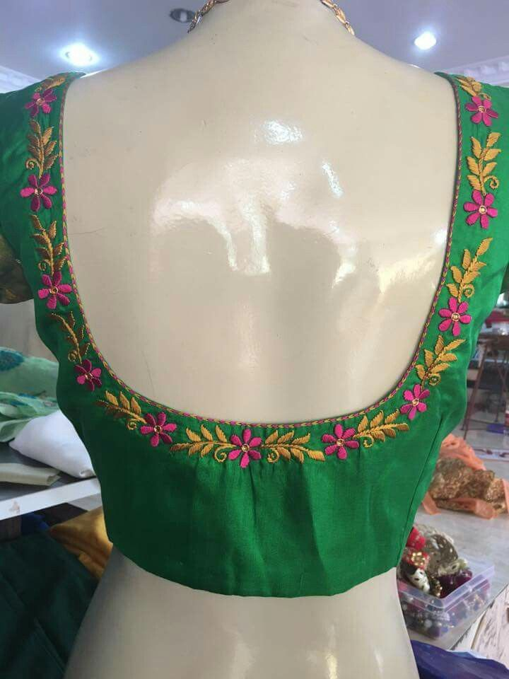 Pin By Lilysha Rani On Designs In 2019 Blouse Designs Blouse