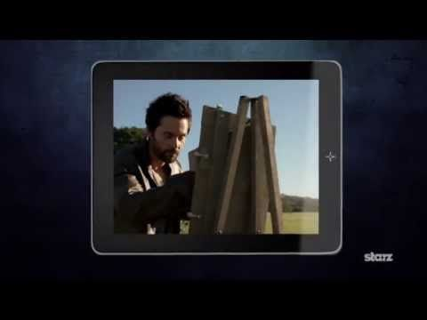 An inside look at Starz companion app for 'Da Vinci's Demons' - Via @Lost Inwoods Inwoods Remote