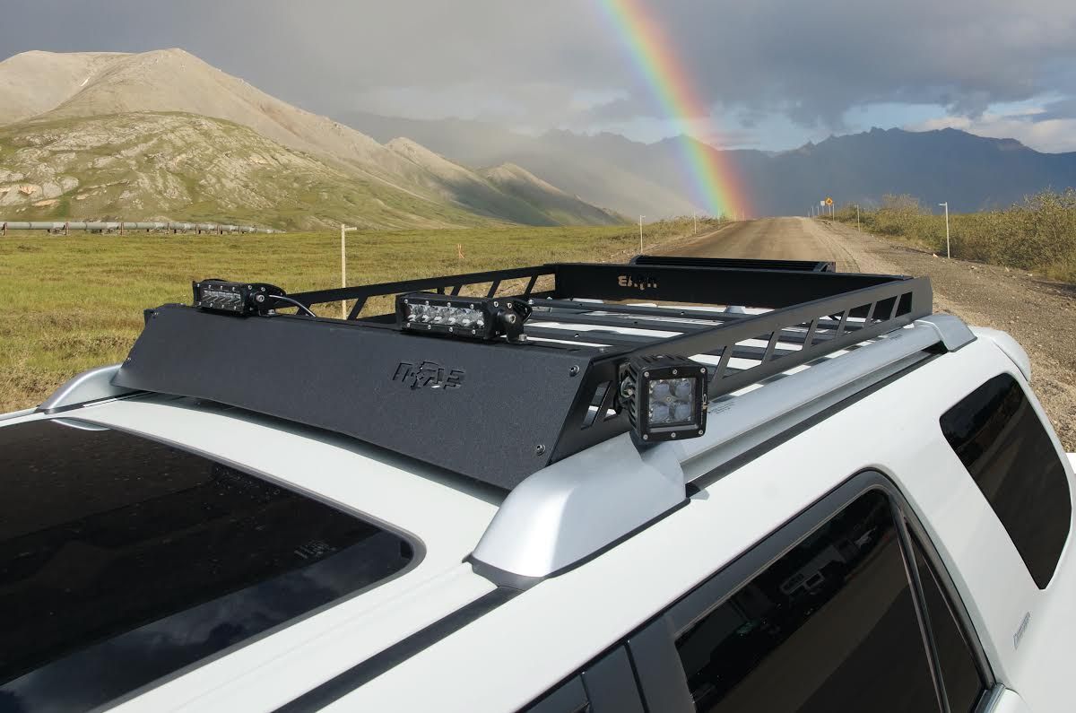 N Fab 4runner Roof Rack 2010 A Common Upgrade For The Advanced Driver With A Smaller Budget Roof Rack 4runner Luxury Cars