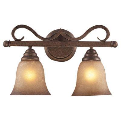 Darby Home Co Rosenblum 2 Light Vanity Light
