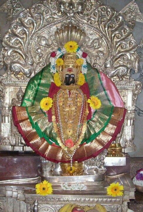 Mahalaxmi Kolhapur Spiritual Energy Hindu Deities