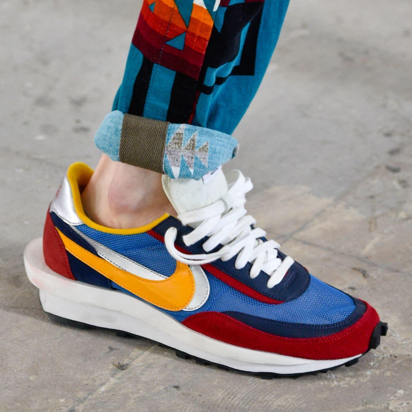 Nike x Sacai Cortez 2019