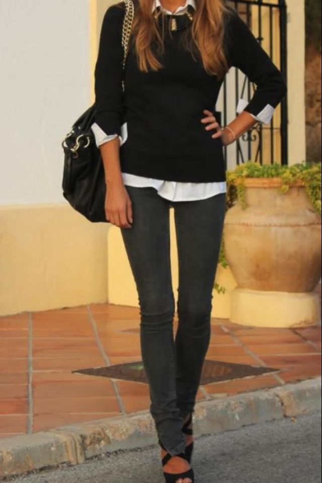 Everyday outfit   Everyday Outfits   Fashion, Style und ...