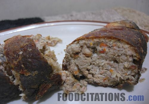 RELLENONG BANGUS Food Citations