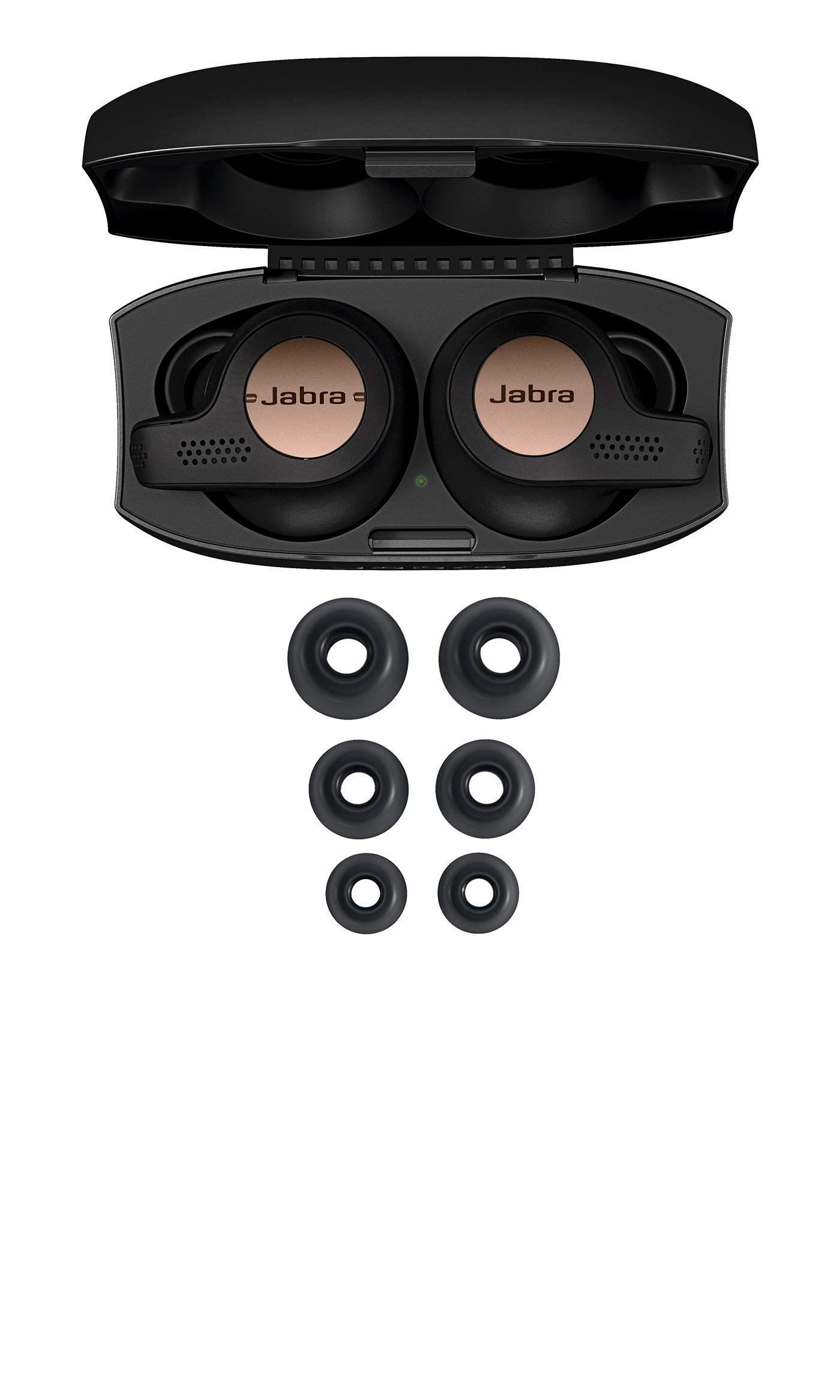 Jabra Elite Active 65t True Wireless Sports Earbuds with 3