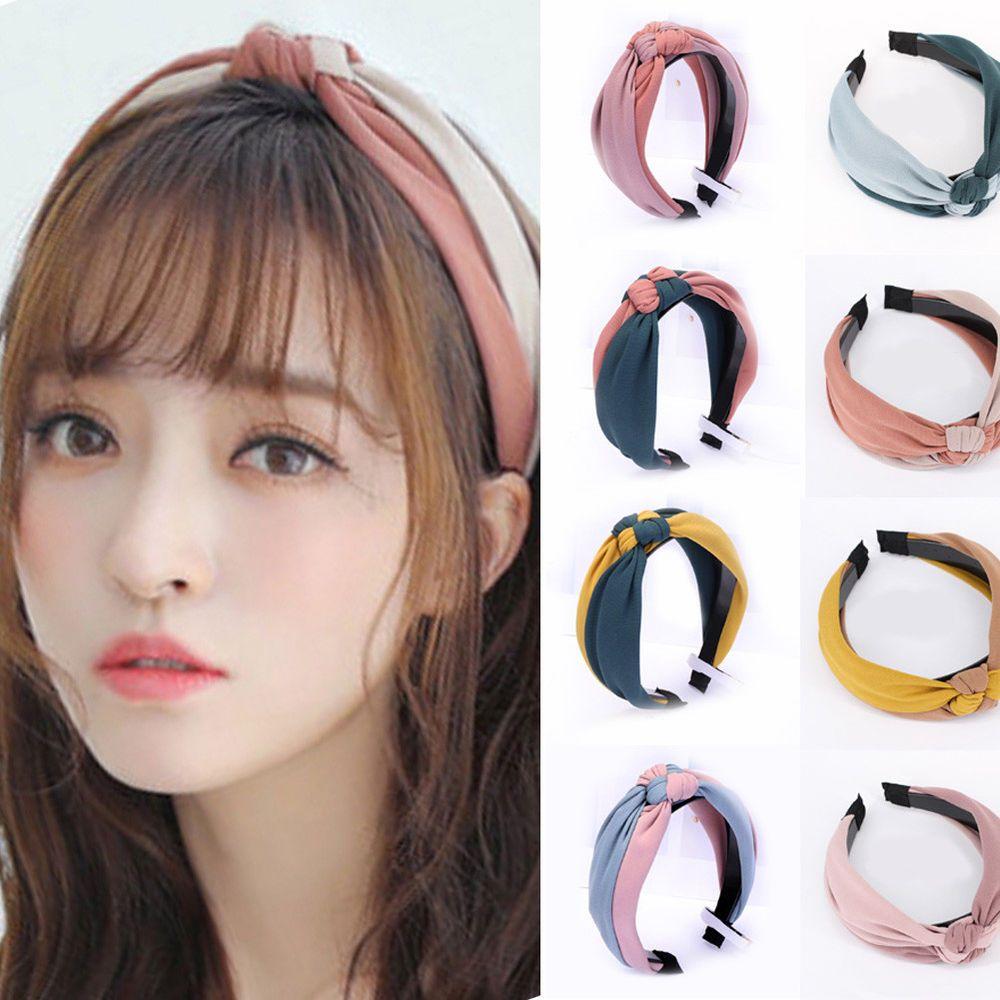 Fashion Metal Bows Headbands Hair Bands for Girls lady Headwear Hair Accessories
