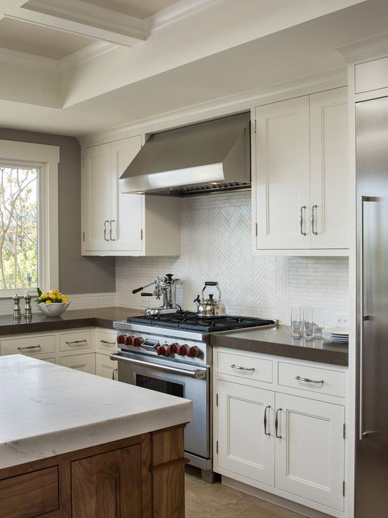 Traditional Spaces Small Kitchen Design, Pictures, Remodel, Decor ...
