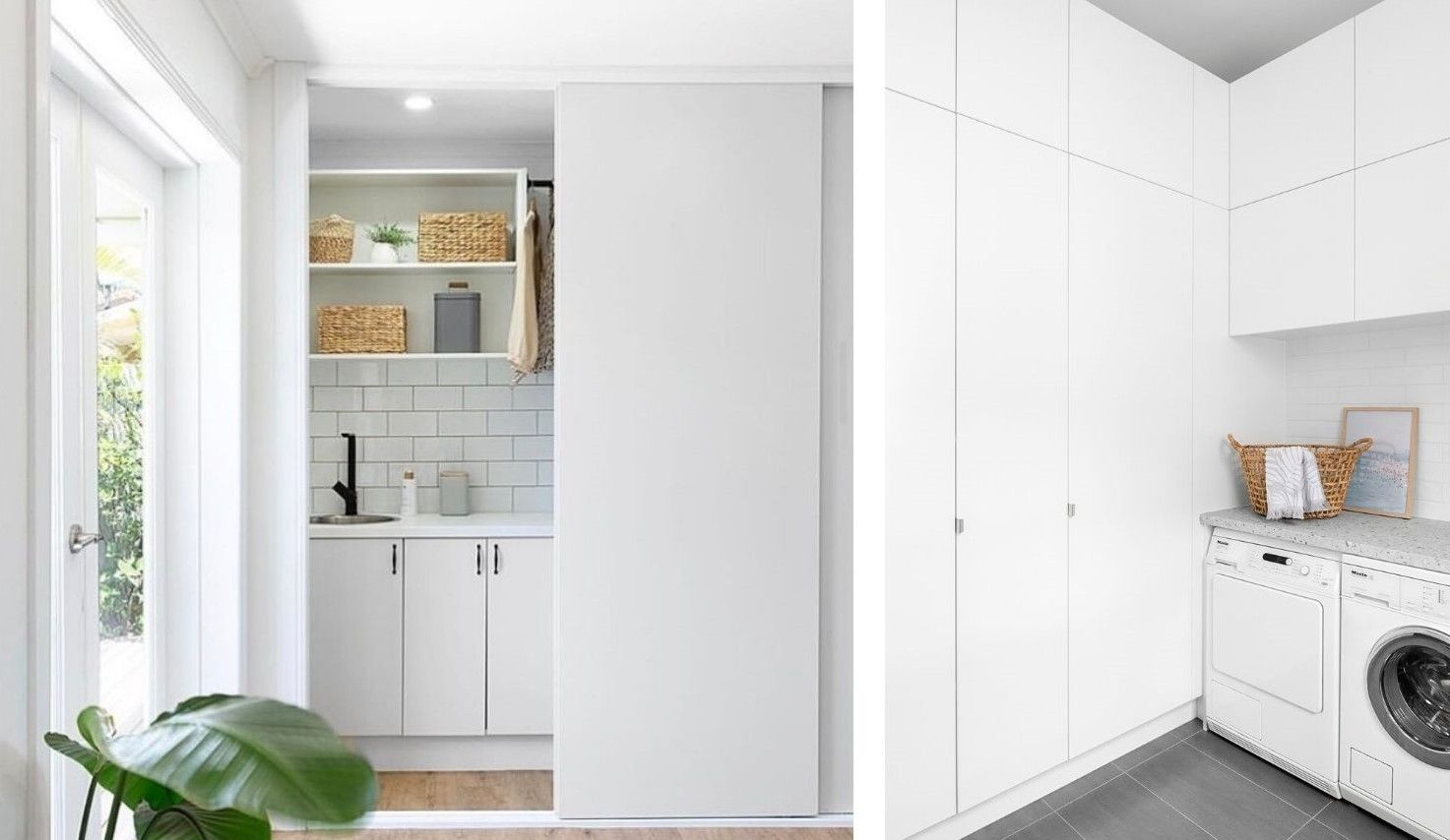 laundry love kaboodle kitchen in 2020 house new homes tall cabinet storage on kaboodle kitchen storage id=12068
