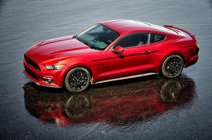 Top 10 Greatest American Cars Of All Time Ford Mustang Gt Ford