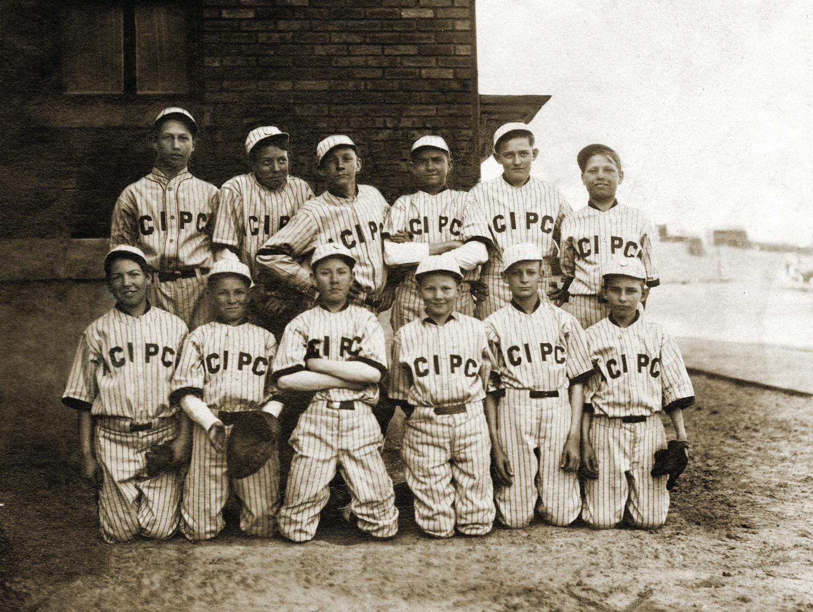 Acipco 1925 Youth Baseball Team Youth Baseball Baseball Team Teams