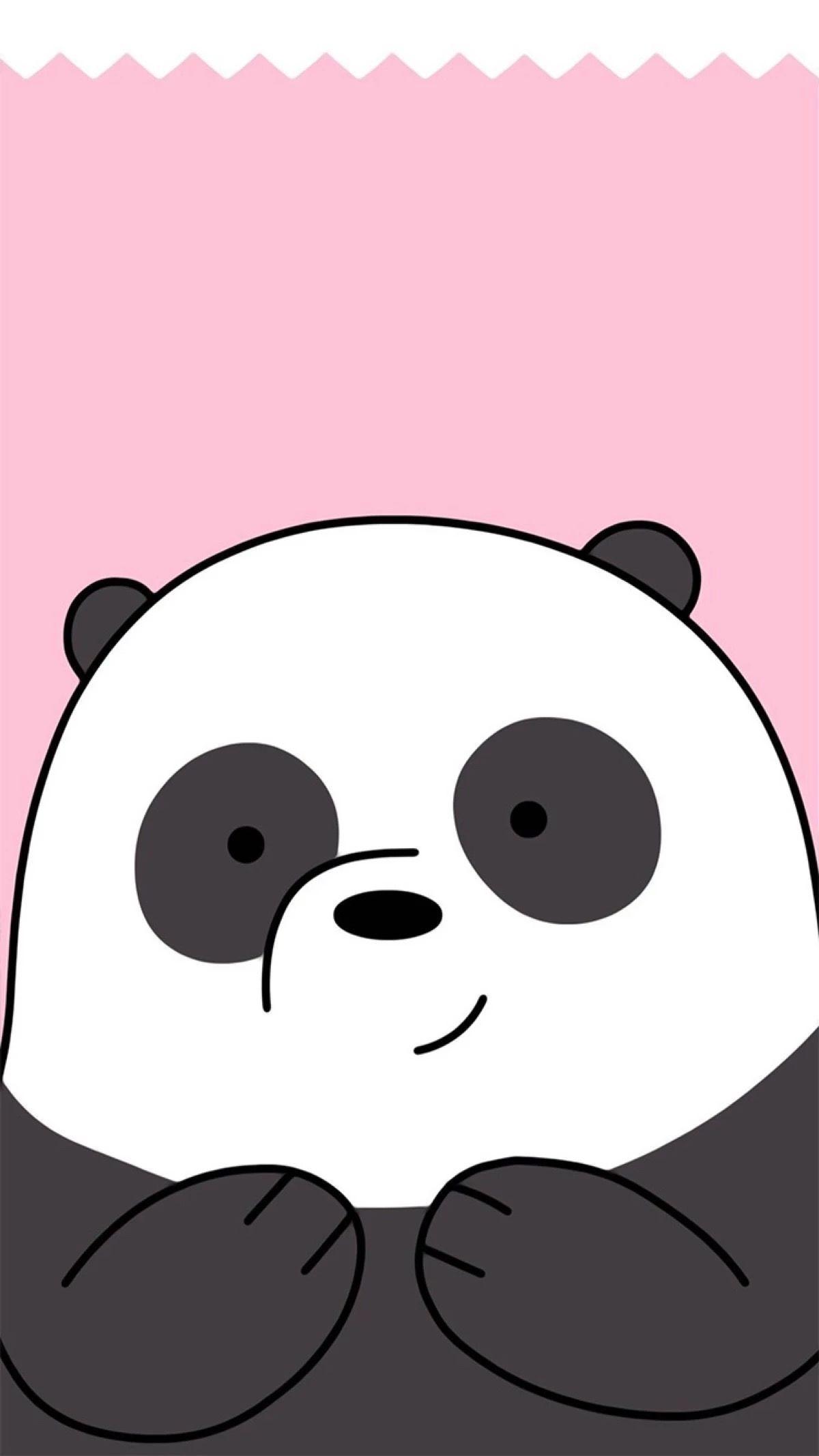 Wallpaper Lucu Imut Panda