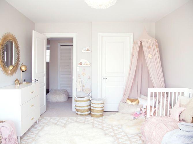 Afficher l\'image d\'origine   Chambre bébé rose, Déco chambre ...