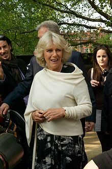 Camilla, Duchess of Cornwall GCVO (Camilla Rosemary; née Shand, previously Parker Bowles; born 17 July 1947) is the second wife of Charles, Prince of Wales